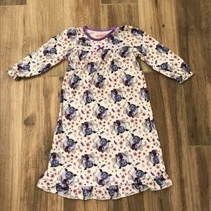 Vamparina Flannel Nightgown 3T